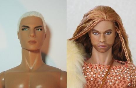 Torleik - OOAK OSS Doll Art