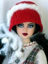 Bonnet by Cozy Couture