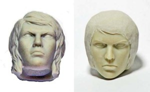 Comparison Pic of Resin Head