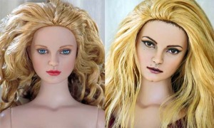 Rosalie Before & After