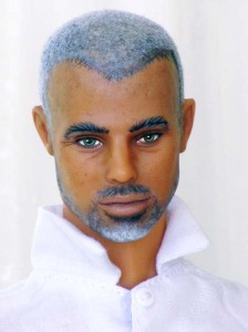 OOAK Fashion Royalty Homme by OSS