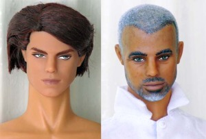 Before & After OOAK Homme by OSS