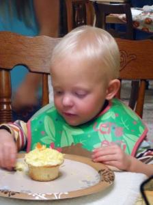Adah's 2nd Birthday