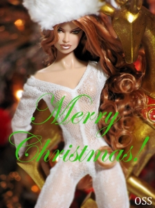 Runway Vanessa and OSS wish you Merry Christmas!