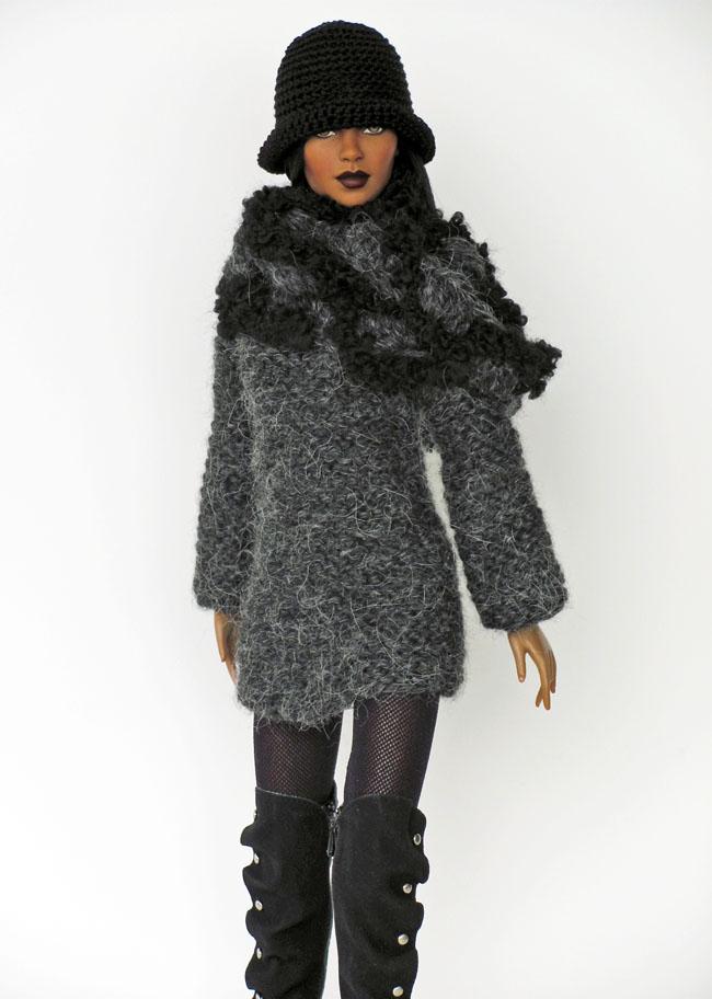 "OOAK Sweater Fashion ""Warming Trend"""