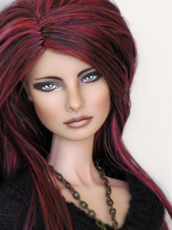 GLYNNIS - One Of A Kind Repaint of Nightscape Giselle