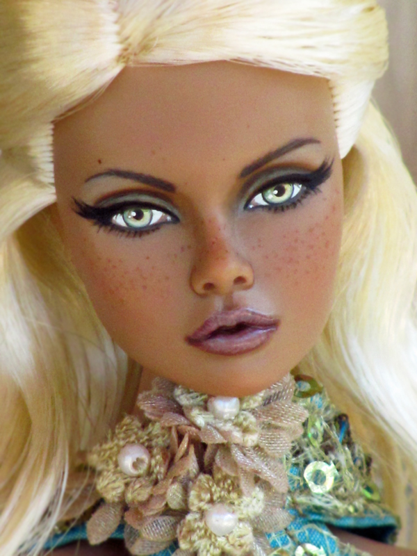 Laney - OOAK Repaint of Sweet Confection Poppy Parker