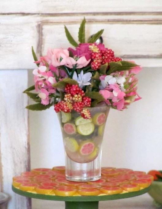 OSS Citrus Vase in 1:6 Scale