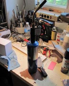 kitchen sink cab torch