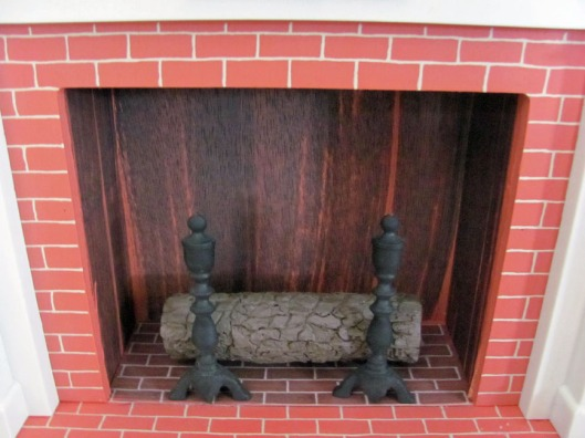 Original Firebox and Bricks