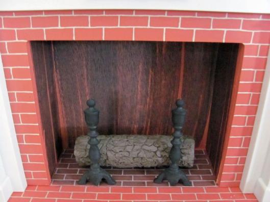 Original Firebox and Bricks